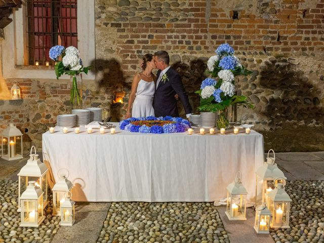 Il matrimonio di Giulia e Luca a Biella, Biella 12