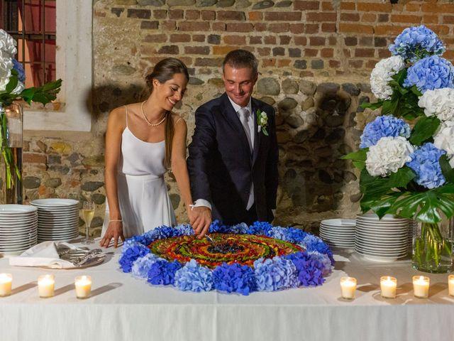 Il matrimonio di Giulia e Luca a Biella, Biella 13