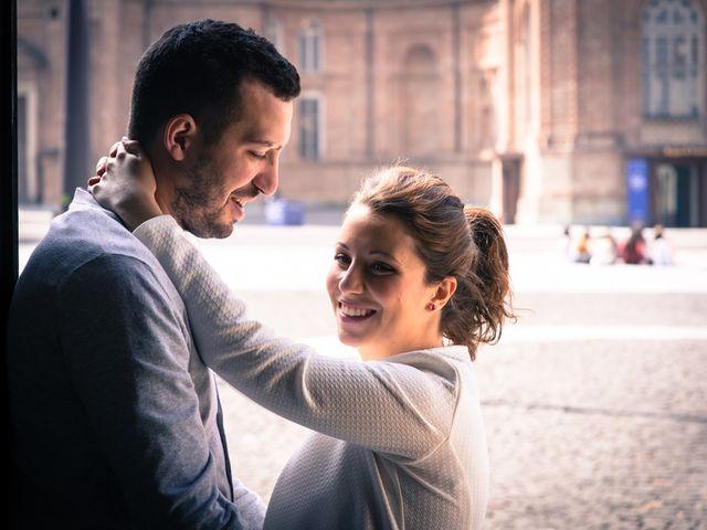 Il matrimonio di Carlo e Mara a Venaria Reale, Torino 1