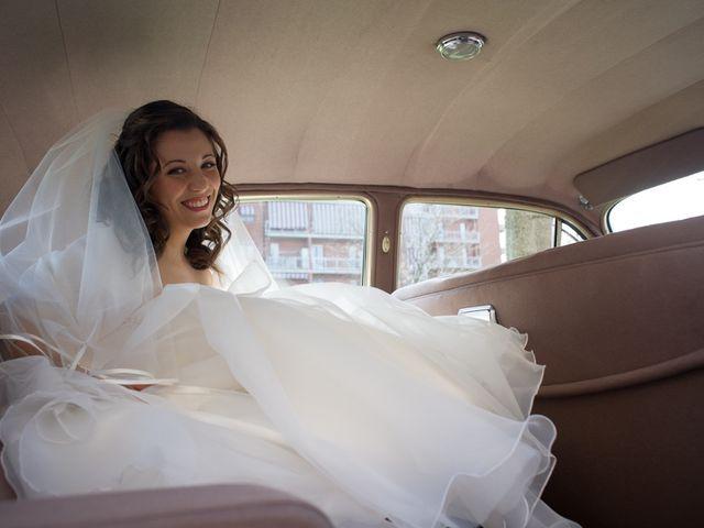 Il matrimonio di Carlo e Mara a Venaria Reale, Torino 11