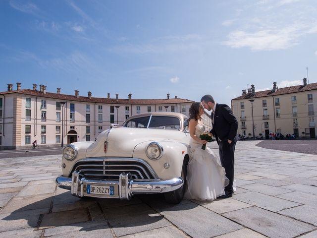 Il matrimonio di Carlo e Mara a Venaria Reale, Torino 18