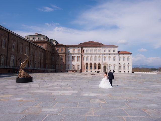 Il matrimonio di Carlo e Mara a Venaria Reale, Torino 19