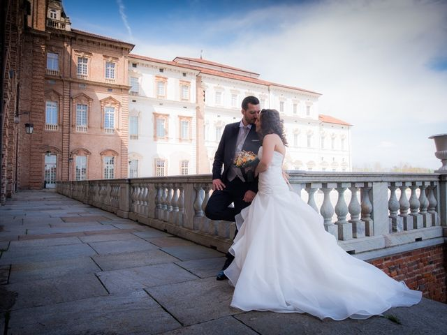 Il matrimonio di Carlo e Mara a Venaria Reale, Torino 21