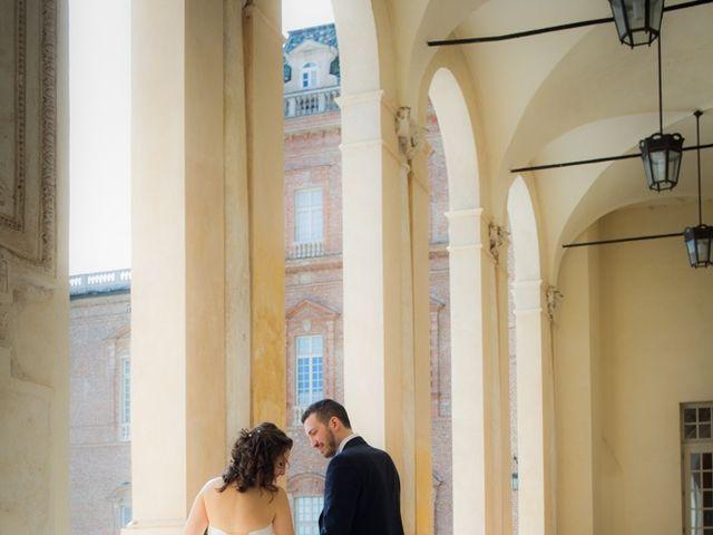 Il matrimonio di Carlo e Mara a Venaria Reale, Torino 22