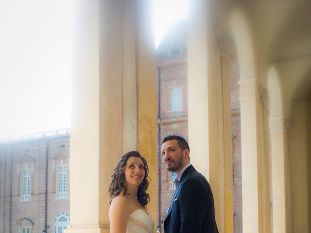 Il matrimonio di Carlo e Mara a Venaria Reale, Torino 23