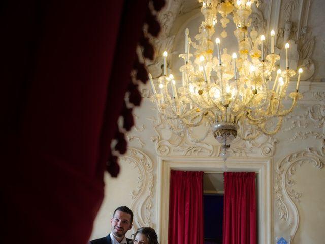 Il matrimonio di Carlo e Mara a Venaria Reale, Torino 25