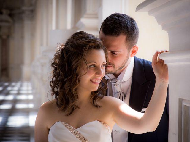 Il matrimonio di Carlo e Mara a Venaria Reale, Torino 30