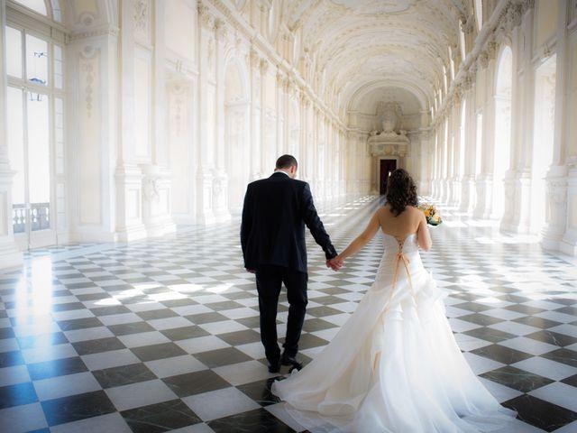 Il matrimonio di Carlo e Mara a Venaria Reale, Torino 31