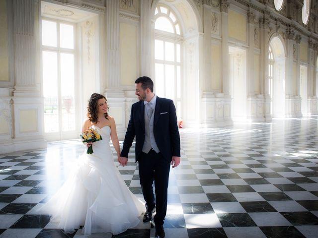 Il matrimonio di Carlo e Mara a Venaria Reale, Torino 32