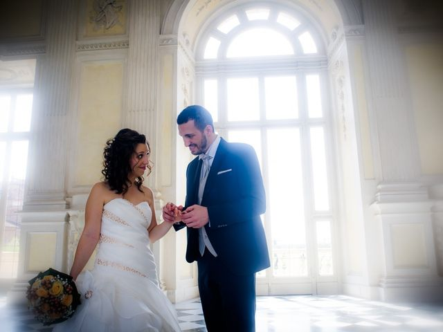 Il matrimonio di Carlo e Mara a Venaria Reale, Torino 33