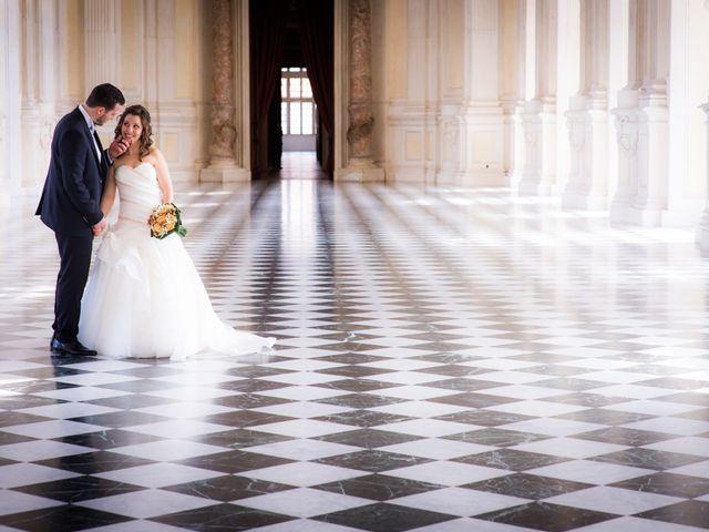 Il matrimonio di Carlo e Mara a Venaria Reale, Torino 36