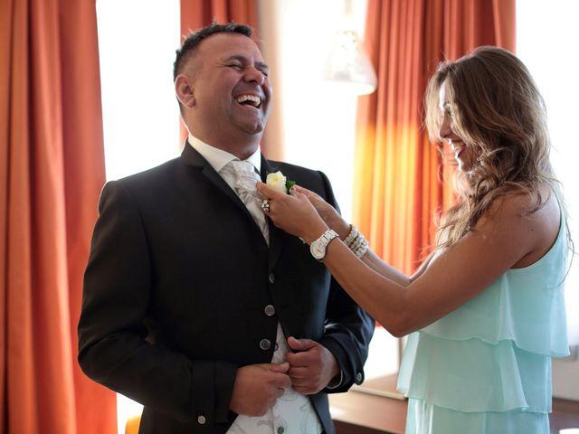 Il matrimonio di Max e Rosy a Soliera, Modena 1