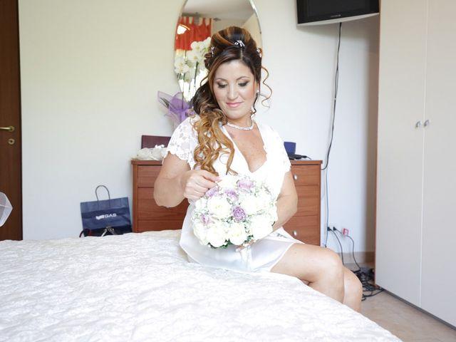 Il matrimonio di Max e Rosy a Soliera, Modena 4