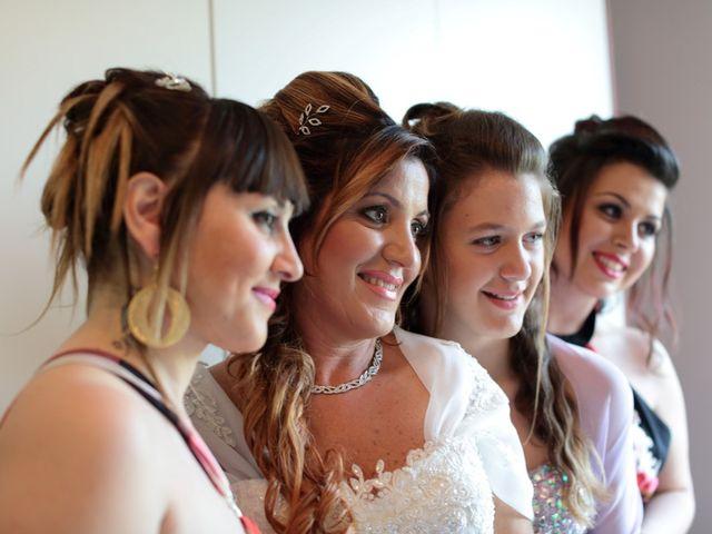 Il matrimonio di Max e Rosy a Soliera, Modena 6