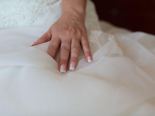 Il matrimonio di Max e Rosy a Soliera, Modena 8