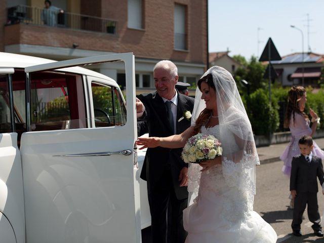 Il matrimonio di Max e Rosy a Soliera, Modena 11