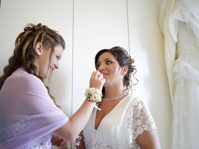 Il matrimonio di Max e Rosy a Soliera, Modena 16