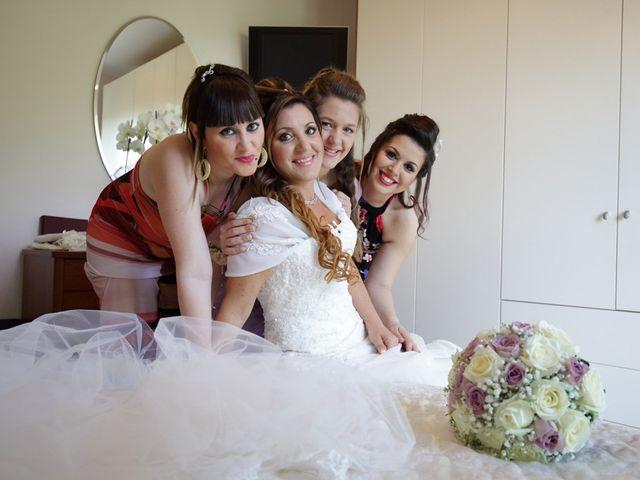 Il matrimonio di Max e Rosy a Soliera, Modena 20