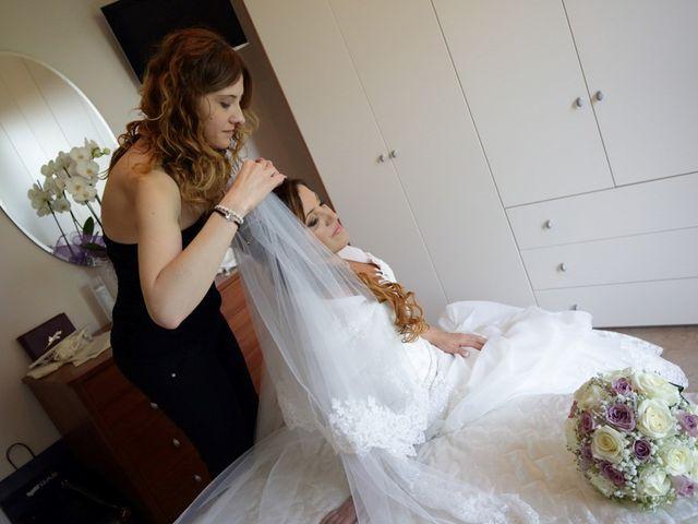 Il matrimonio di Max e Rosy a Soliera, Modena 21