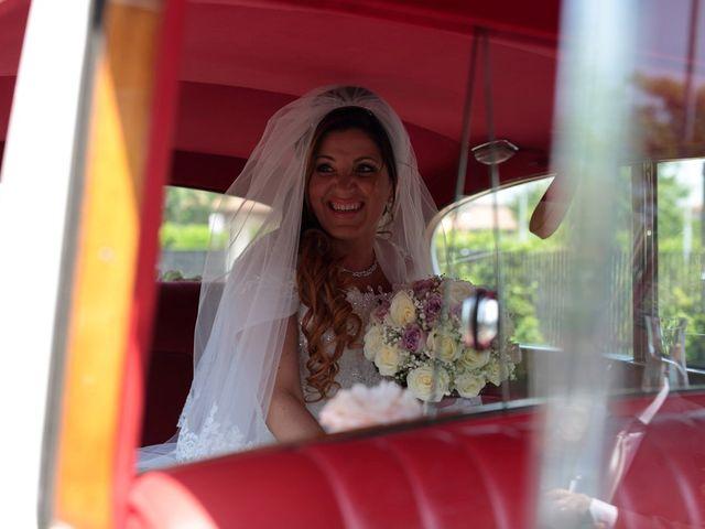 Il matrimonio di Max e Rosy a Soliera, Modena 23
