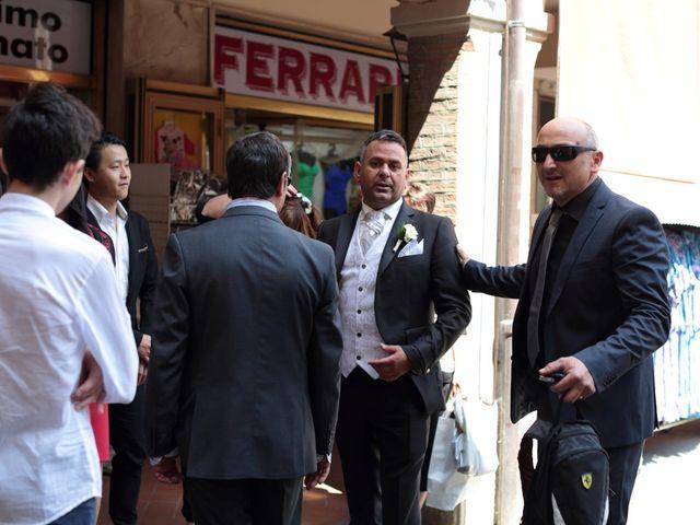Il matrimonio di Max e Rosy a Soliera, Modena 24