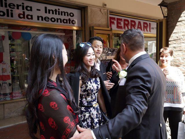 Il matrimonio di Max e Rosy a Soliera, Modena 25