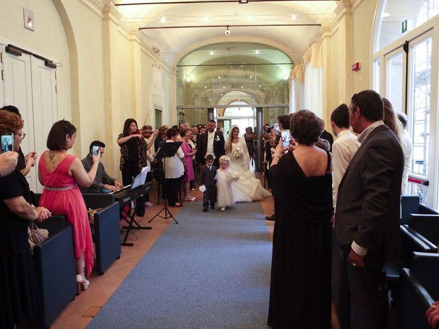 Il matrimonio di Max e Rosy a Soliera, Modena 27