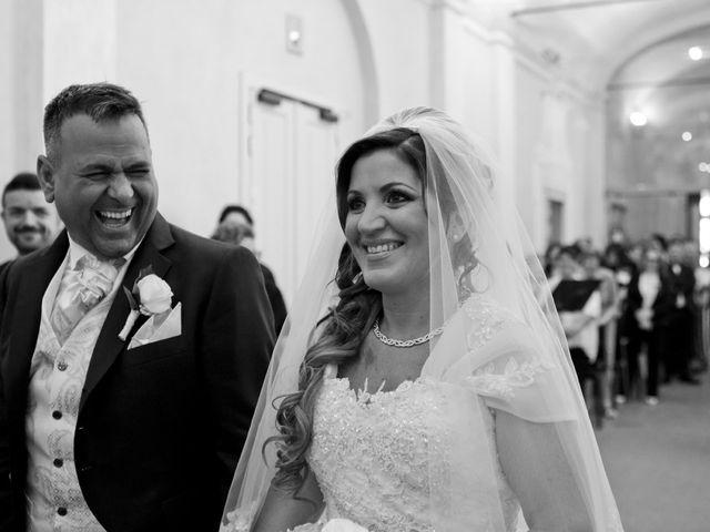 Il matrimonio di Max e Rosy a Soliera, Modena 28