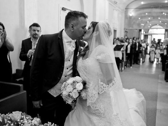 Il matrimonio di Max e Rosy a Soliera, Modena 29
