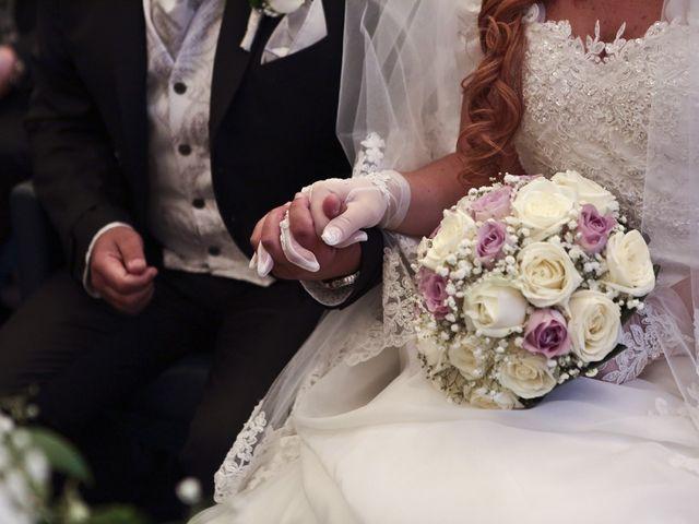 Il matrimonio di Max e Rosy a Soliera, Modena 30