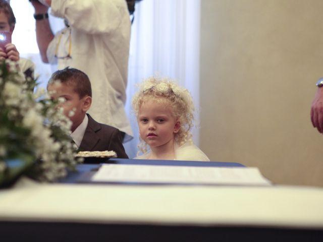 Il matrimonio di Max e Rosy a Soliera, Modena 31