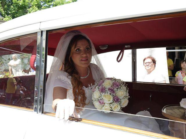 Il matrimonio di Max e Rosy a Soliera, Modena 34