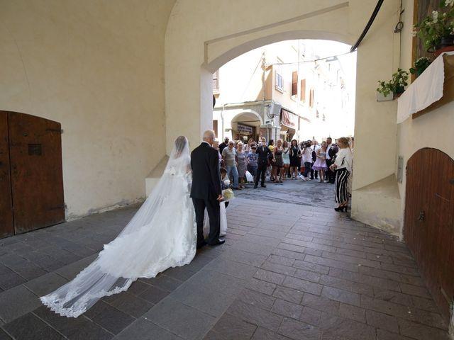 Il matrimonio di Max e Rosy a Soliera, Modena 36