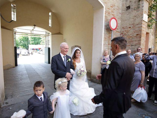 Il matrimonio di Max e Rosy a Soliera, Modena 37