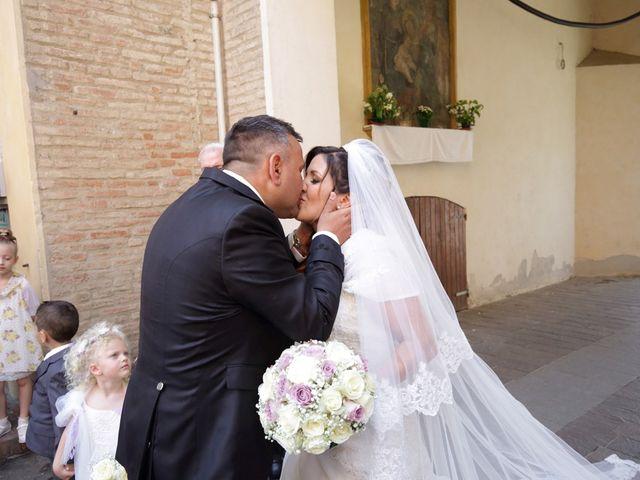 Il matrimonio di Max e Rosy a Soliera, Modena 38