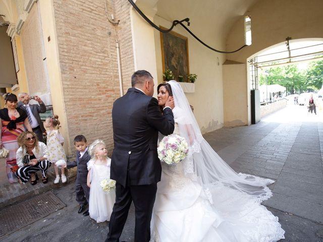 Il matrimonio di Max e Rosy a Soliera, Modena 39