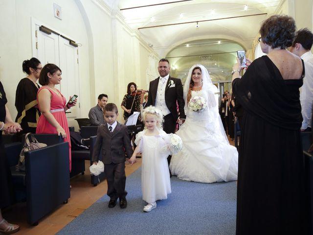 Il matrimonio di Max e Rosy a Soliera, Modena 40