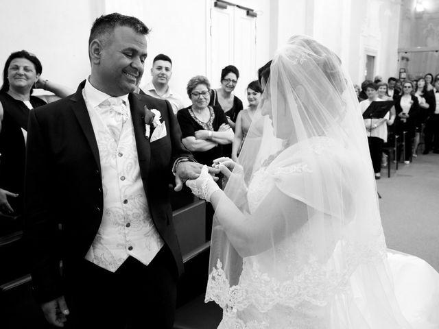 Il matrimonio di Max e Rosy a Soliera, Modena 42