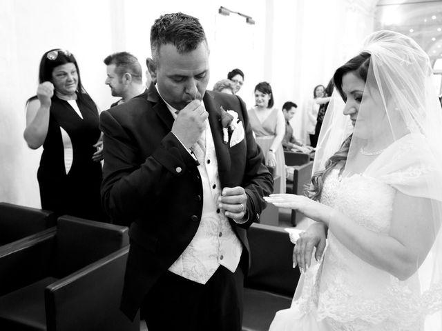Il matrimonio di Max e Rosy a Soliera, Modena 43