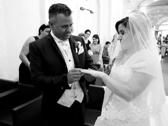 Il matrimonio di Max e Rosy a Soliera, Modena 44