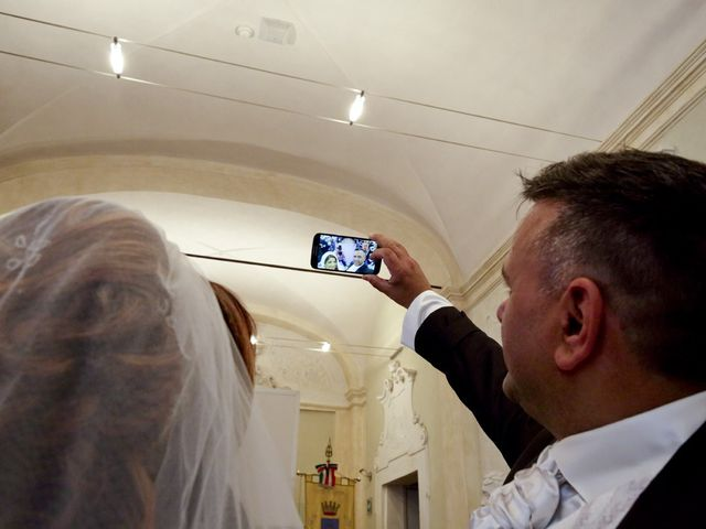 Il matrimonio di Max e Rosy a Soliera, Modena 47