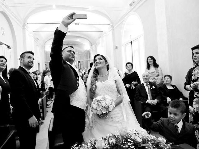 Il matrimonio di Max e Rosy a Soliera, Modena 48