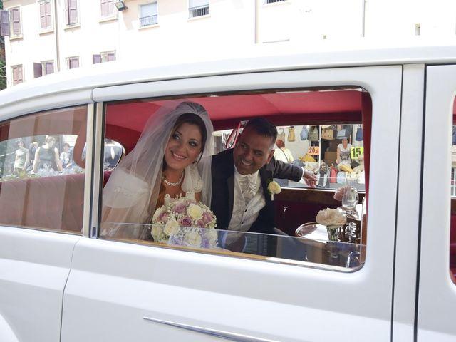 Il matrimonio di Max e Rosy a Soliera, Modena 51