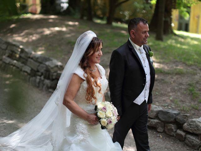 Il matrimonio di Max e Rosy a Soliera, Modena 54
