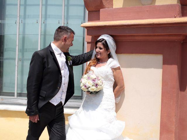 Il matrimonio di Max e Rosy a Soliera, Modena 55