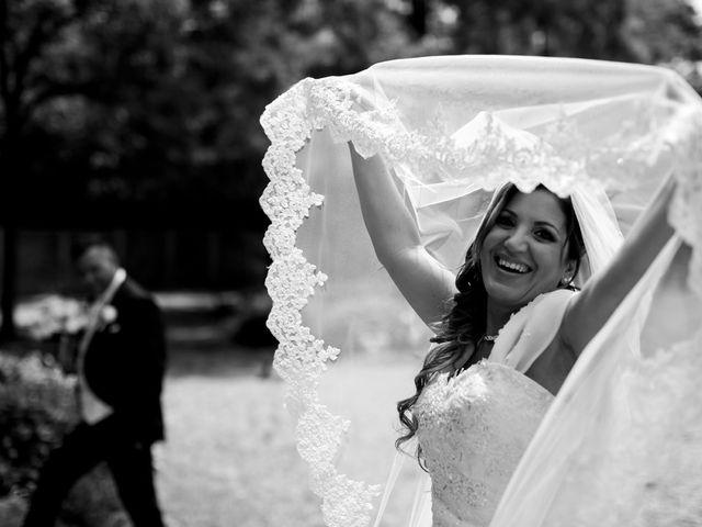 Il matrimonio di Max e Rosy a Soliera, Modena 59