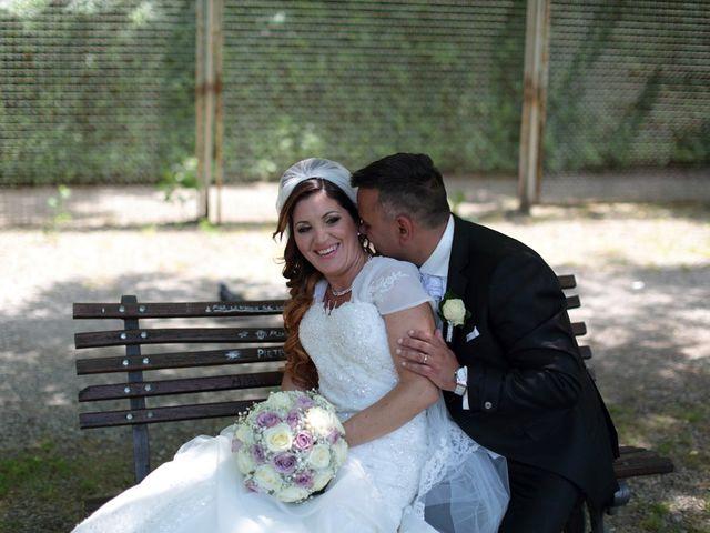 Il matrimonio di Max e Rosy a Soliera, Modena 61