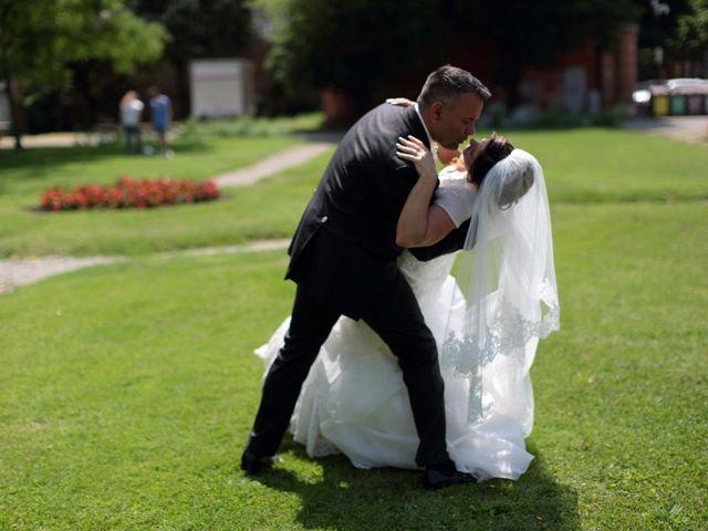 Il matrimonio di Max e Rosy a Soliera, Modena 63
