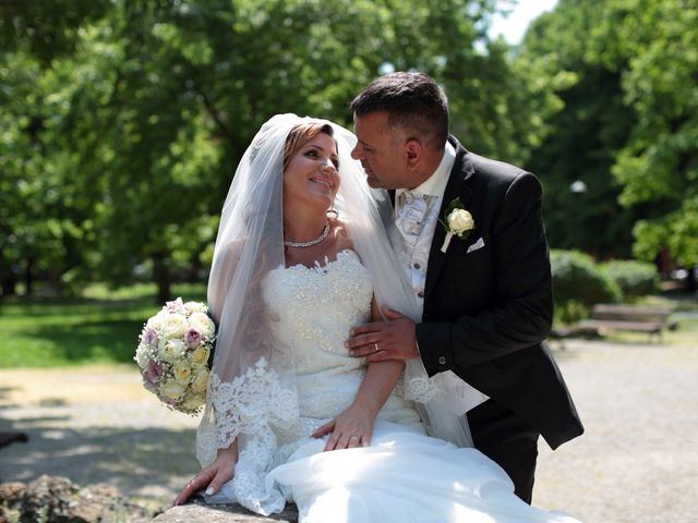 Il matrimonio di Max e Rosy a Soliera, Modena 64