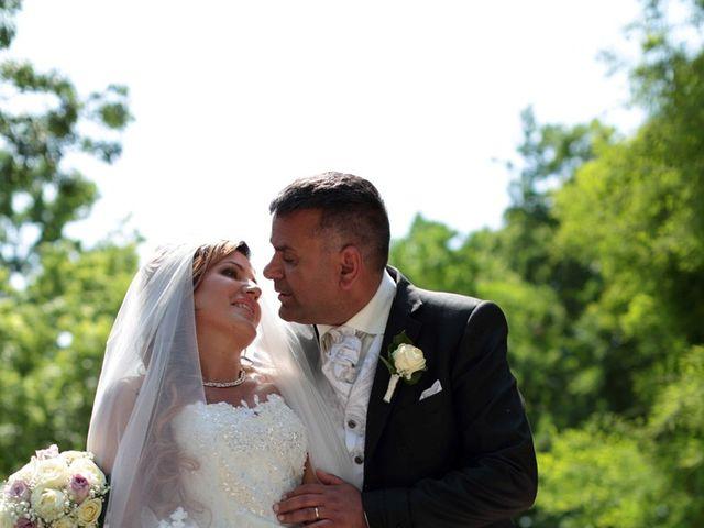 Il matrimonio di Max e Rosy a Soliera, Modena 65